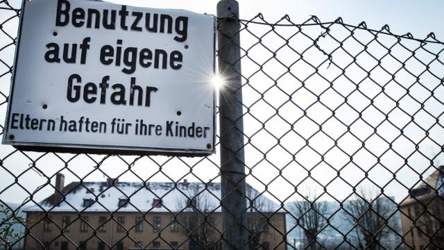 Asylbewerberunterkunft in Würzburg