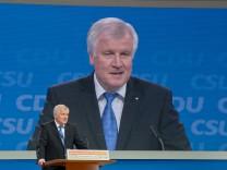 CDU/CSU Kongress zum Wahlprogramm
