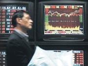 Börsennotierungen in Fernost, Foto: Reuters