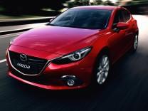 Mazda3, Mazda 3, Mazda, Golf, Kompaktklasse