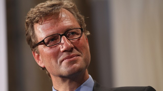 Mathias Müller von Blumencron FAZ Frankfurter Allgemeine Zeitung Spiegel