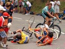 Tour 2003 - Armstrong und Ullrich