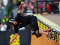 X-Games Munich Day 1, Bucky Lasek.