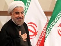Irans Präsident Rohani