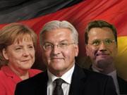Spitzenkandidaten für die Bundestagswahlen 2009