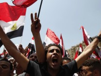Ägypten Protest Mursi Tahrir