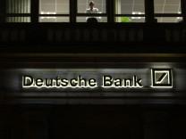 Finanzkrise Deutsche Bank