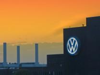 VW-Konzern mit starkem erstem Halbjahr