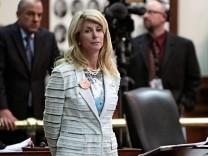 Abtreibung Wendy Davis Republikaner Texas
