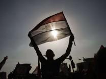 Ägypten Mursi Proteste