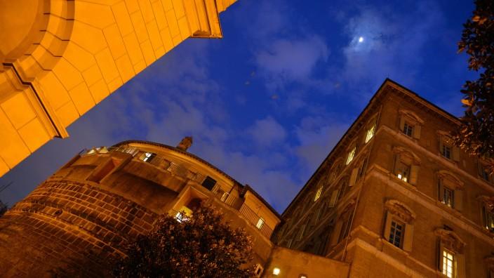 Ermittlungen gegen Vatikanbank