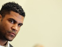 Breno Appears In Court Accused Of Arson