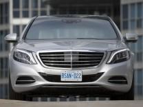 Mercedes, S-Klasse, Mercedes-Benz, Daimler, Luxus, Limousine