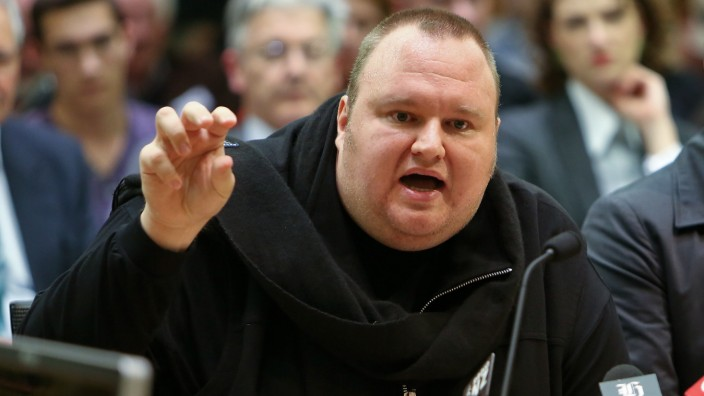 Dotcom Faces Security And Intelligence Committee