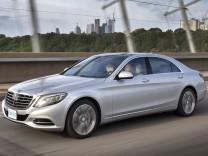 Mercedes-Benz, S-Klasse, Mercedes, Limousine