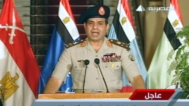 Ägyptens Armee stürzt Mursi