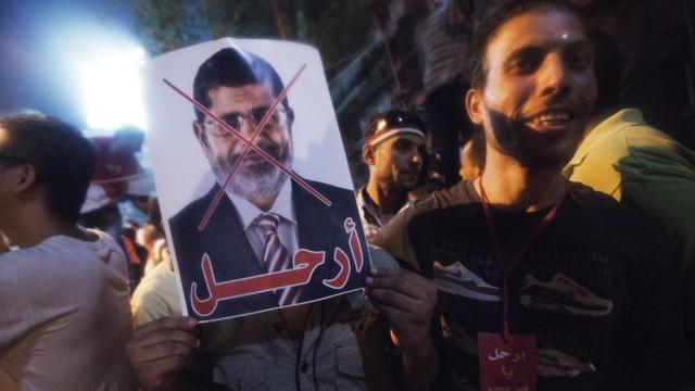 Ende von Mursis Präsidentschaft