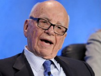 Medien-Mogul Rupert Murdoch