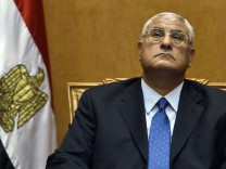 Adli Mansur Ägypten