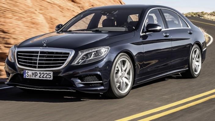 Mercedes-Benz, Mercedes, S-Klasse, Limousine
