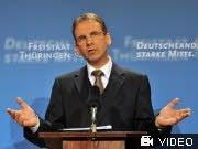 Dieter Althaus Solidaritätszuschlag