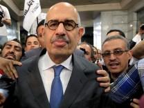 Mohammed ElBaradei Ägypten