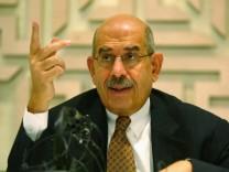 FILE: Mohamed ElBaradei Named Egypt's Interim Prime Minister