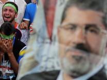 Muslimbrüder Ägypten Mohammed Mursi