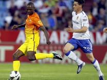 Real Zaragoza vs FC Barcelona