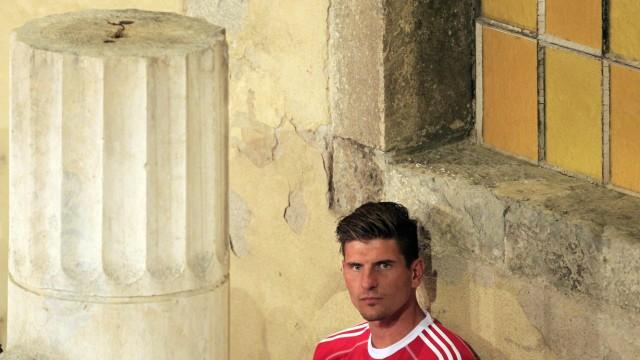Mario Gomez AC Florenz FC Bayern München