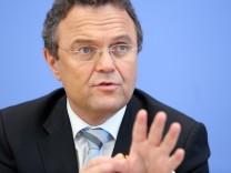 Bundesinnenminister Hans-Peter Friedrich (CSU) Snowden