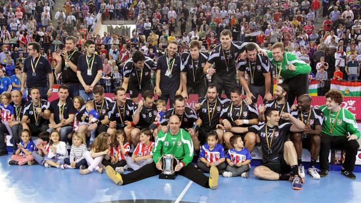 Atletico Madrid's handball team to disappear