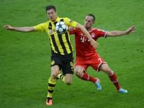 Robert Lewandowski BVB Borussia Dortmund, FC Bayern München
