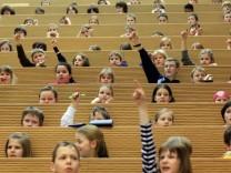 Kinder-Uni an der Viadrina gestartet