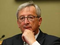 Jean-Claude Juncker Luxemburg