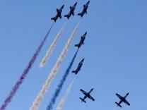Ägypten Kampfjets Luftwaffe Kairo