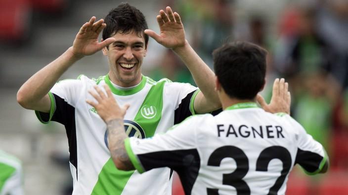 AS Saint-Etienne vs VfL Wolfsburg at Valais Cup