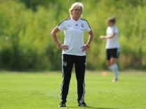 DFB-Frauen-Nationalmannschaft - Training