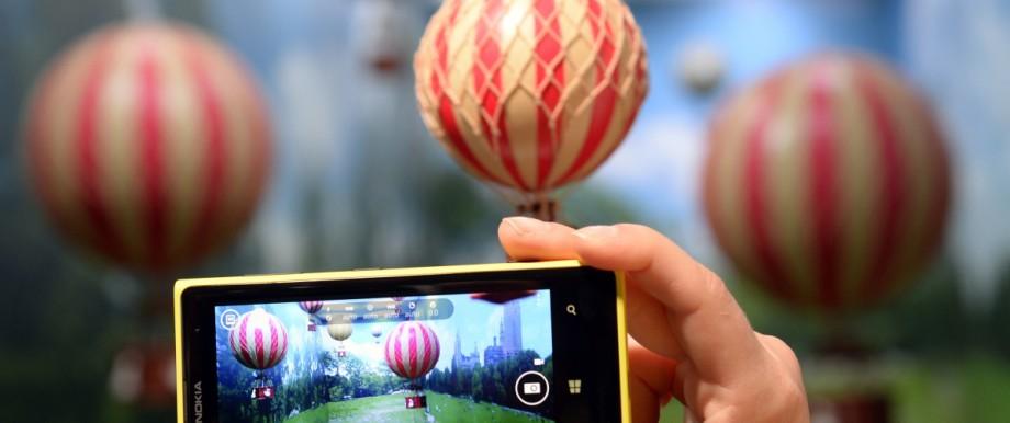 Nokia präsentiert Lumia 1020