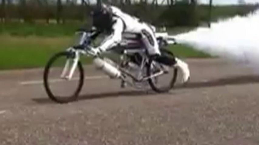 Speed-Bike, Fahrrad