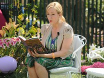 J.K. Rowling The Cuckoo's Calling Robert Galbraith Buch Roman Pseudonym