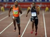 Tyson Gay Asafa Powell Doping Leichtathletik