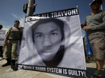 Trayvon Martin George Zimmerman Urteil