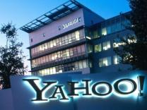 Yahoo-Firmenzentrale in Sunnyvale
