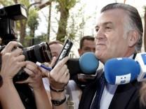 Ehemaliger Schatzmeister der PP, Luis Bárcenas