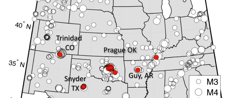 Fracking Erdbeben