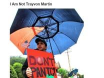 we are not trayvon martin tumblr