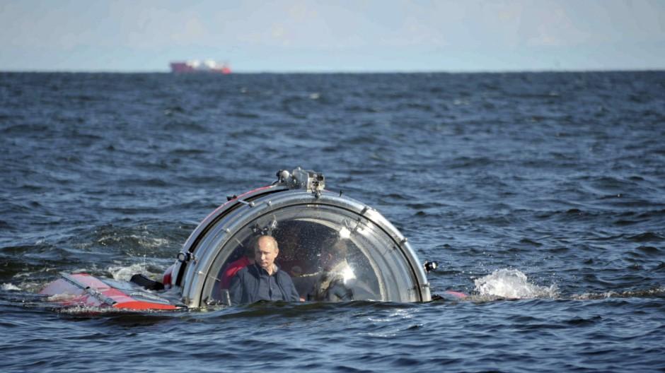 Putin Russland Skandinavien
