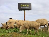 Bankia Andalusien Spanien