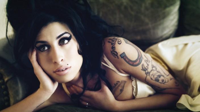 """Pop-Legenden; """"Pop-Legenden"""" in der ARD Amy Winehouse"""